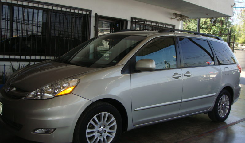 Sienna XLE Limited full