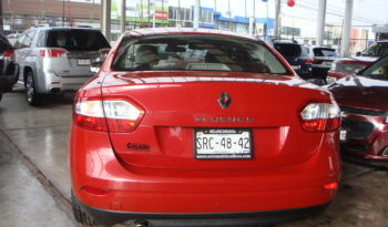 Renault Fluence 2012 full