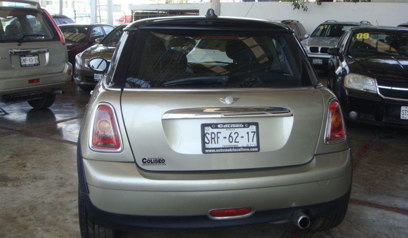 MINI COOPER SALTCH 2008 full